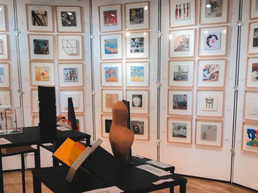 Exposition 111 des Arts Paris du 17 au 22 Novembre 2020
