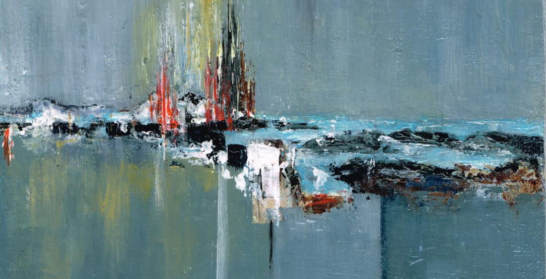 Irene Kopcinski – Bateaux ancres (2019)