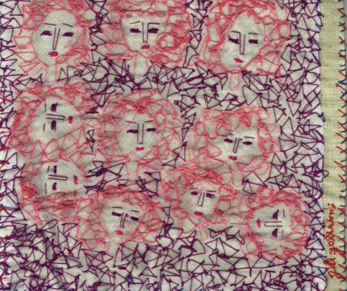 Jill Galieni – Constellation y (2017)