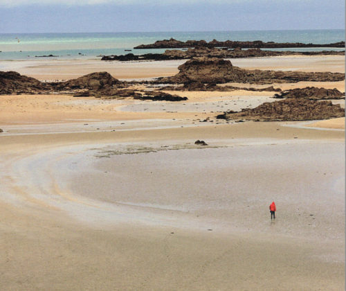 LEGALLAIS Herve – Personne.s sur la plage