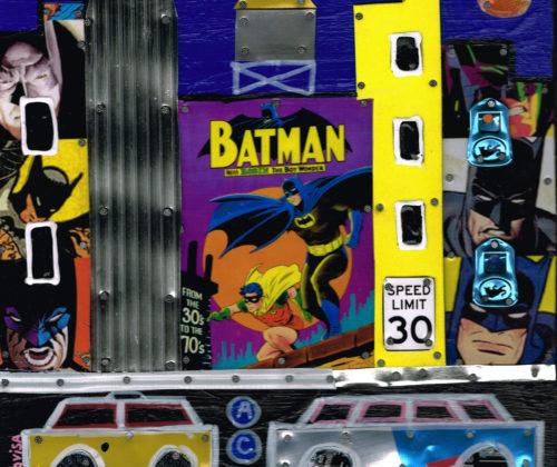 LOVISA – Batman for ever