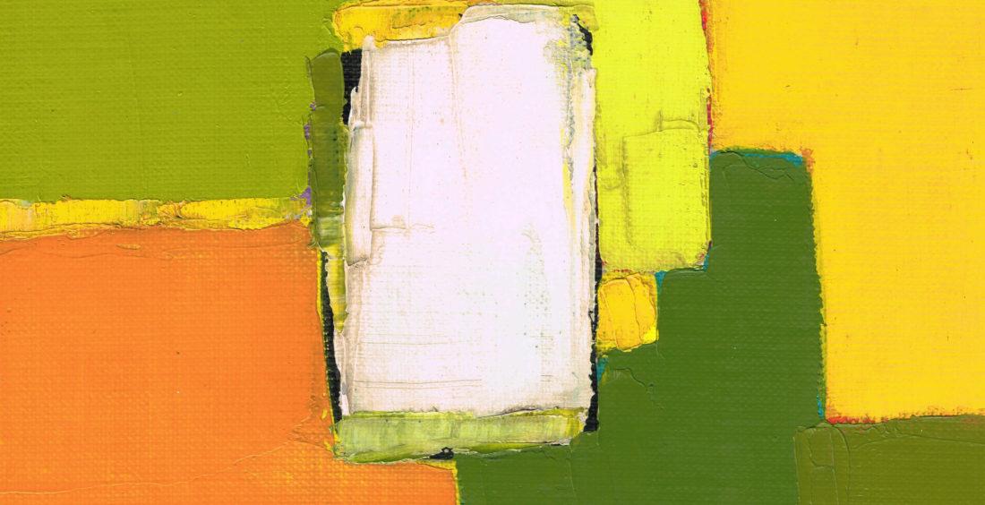 MARTEAU FREDERIQUE – Abstraction 1 (2018)