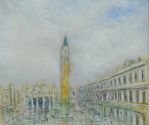 SABAN JEAN DAVID – Venise St.Marc